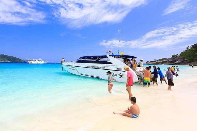 Similan Islands Snorkeling Tour By Sea Star Andaman From Phuket