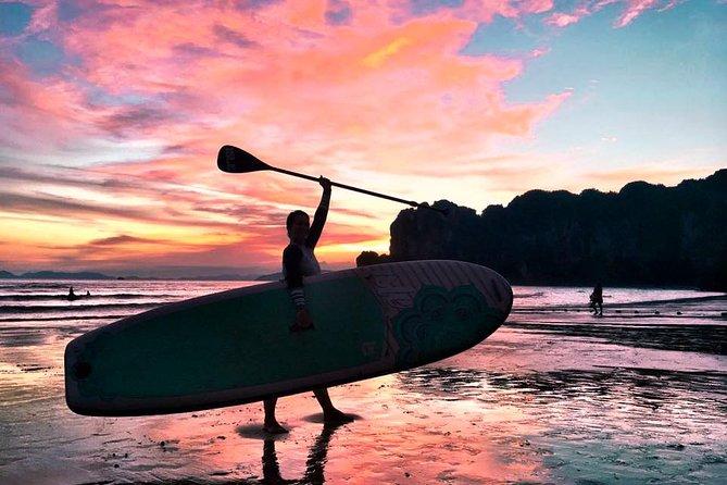 Krabi Stand-Up Paddleboard Bioluminescent Night Tour