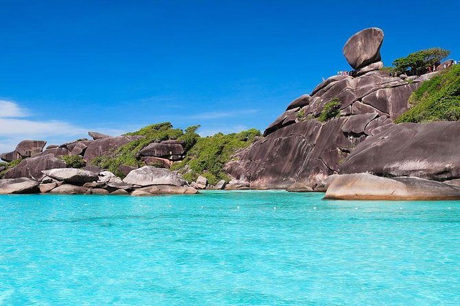 Similan Islands Snorkeling Tour By Speed Catamaran From Khao Lak