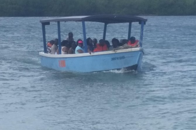 Luminous Lagoon Tour from Montego Bay & Rosehall Hotels