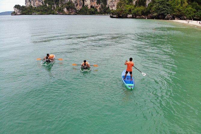 Crystal Clear Tour - Clear Kayak Day Tours photo 3