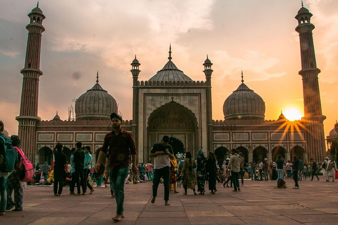 New & Old Delhi Private Day Tour