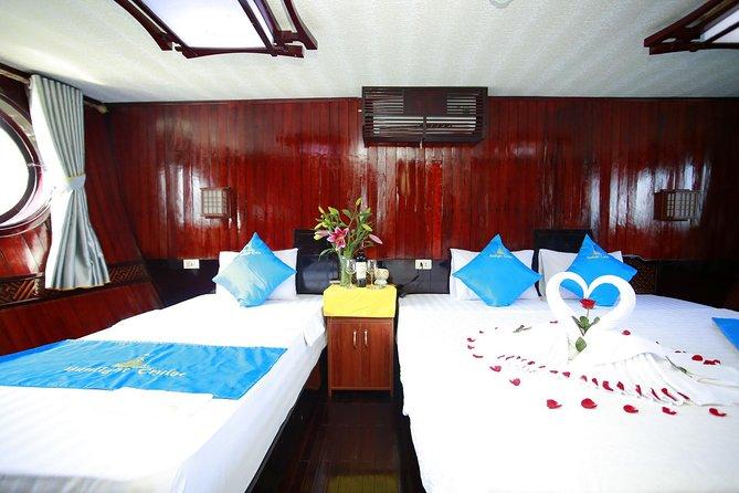 Hanoi - Ninh Binh- Cat Ba - Lan Ha Bay 3d2n (bungalow +boat)