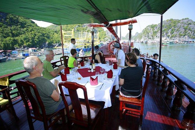 Halong Bay Lan Ha Bay 2 Heritage Site 1 Route