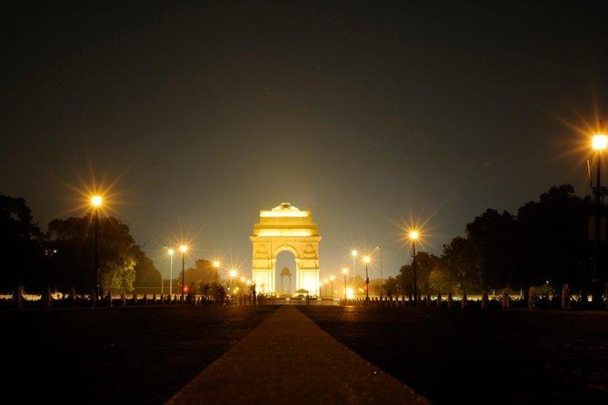 A Memorable Evening at the Rajpath, New Delhi