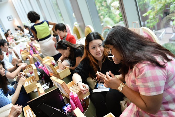 Scent-OSA : Perfume Workshop at 51 Sentosa Nature Discovery photo 2