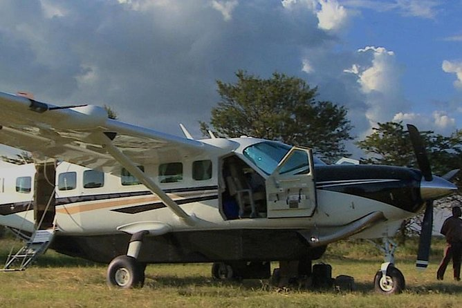 Governor's Sky Safari Luxury Holiday in 6 Days