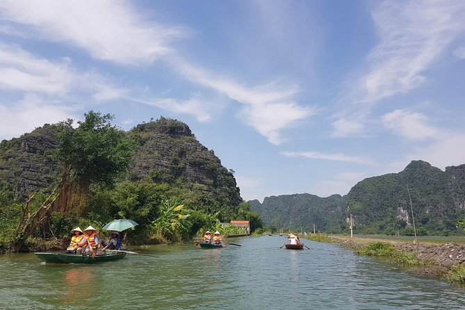 Hoa Lu Ancient Citadel and Thung Nang Sampan Day Trip from Hanoi photo 1