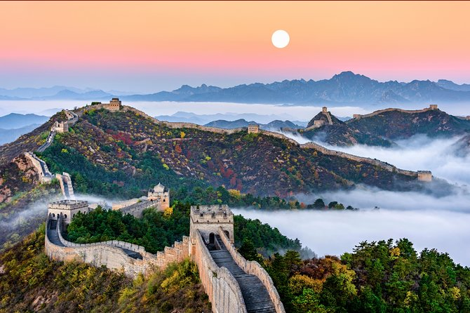 Beijing Overnight Tour to Jinshanling Great Wall and Chengde Summer Resort photo 2