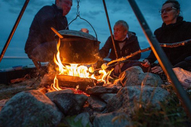 Midnight Sun Campfire Tour from Tromso