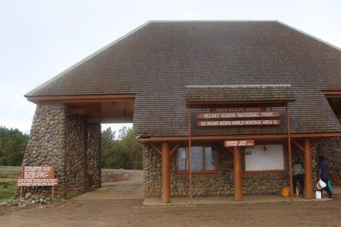 Day Tour To Mt. Kenya