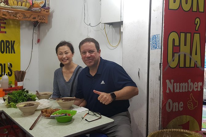 Hanoi city tour and Street foods experience