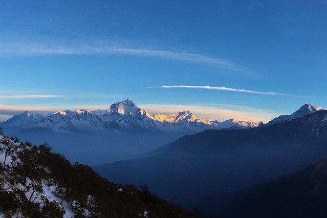 Samsara Trekking: Annapurna Serenity - 7 days