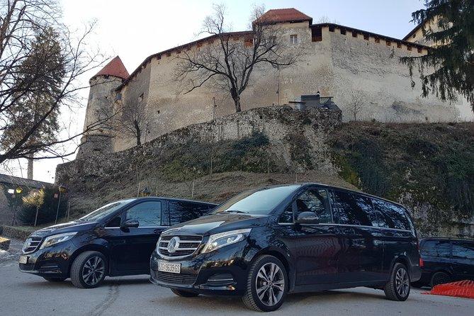 Ljubljana & Bled Lake Private Day Trip from Zagreb