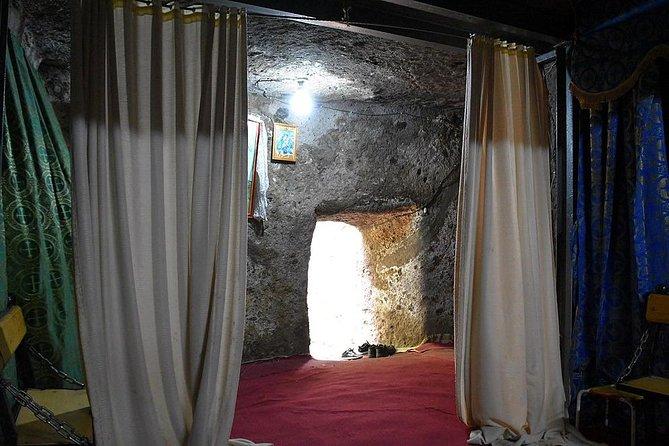 Day trip to Melka Kunture & Adadi Mariam rock-hewn church.