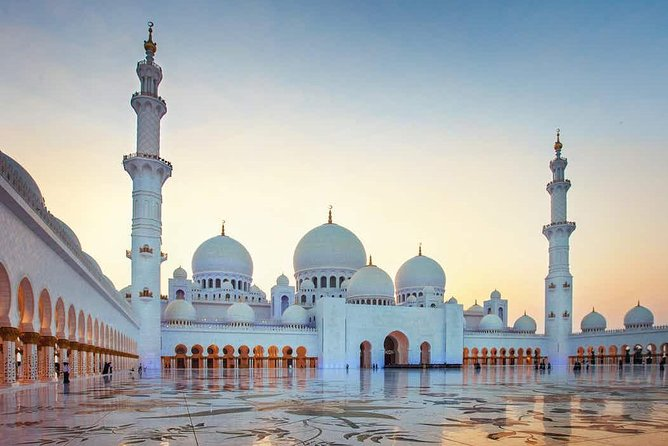 Private - Full Day Abu Dhabi City Tour with Grand Mosque entry