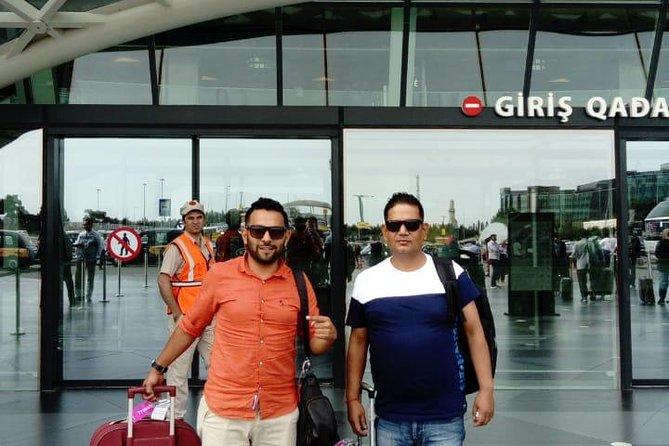 Baku Airport Services