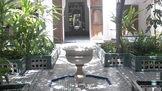 Marrakech day trip from Agadir en private