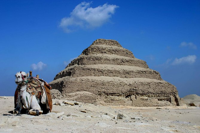 5 Days 4 Nights Cairo and Luxor included sightseen and flight