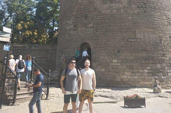 Baku: Old City Walking Tour