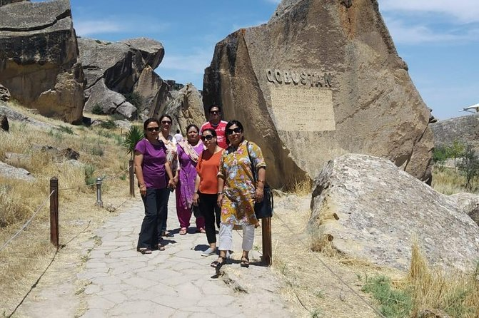 From Baku: Gobustan Day Tour