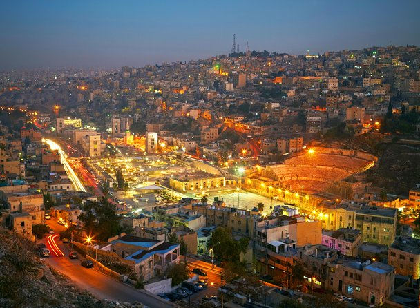 Private Walking Tour of Amman Day or Night