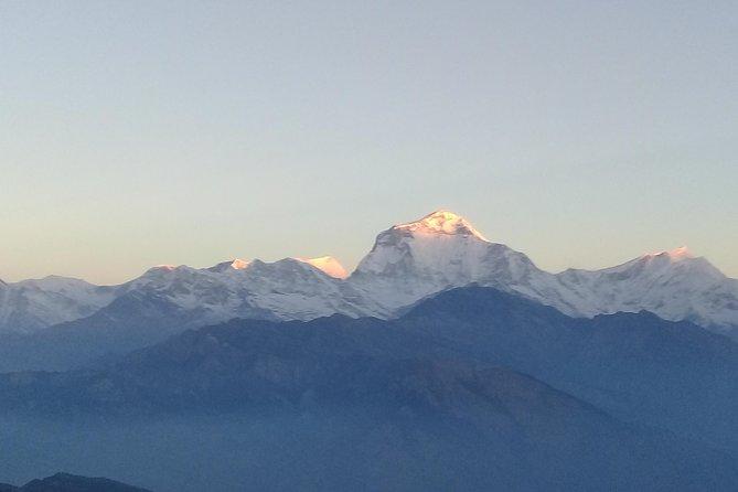 Poon Hill Trek - 4 Days / 3 Nights (Ex Pokhara)