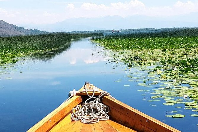 Skadar Lake & Budva Riviera private tour- all inclusive