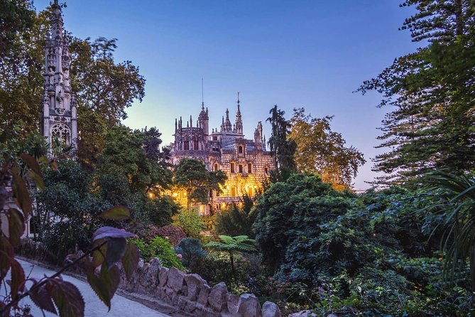 Sintra and Paragliding Palaces Tour * All Inclusive