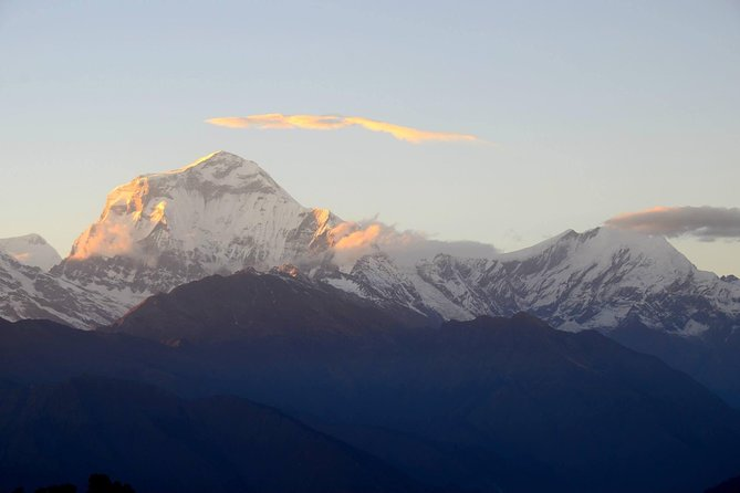 Annapurna: 3 Days Poon Hill Trek(To Kimche & From Hile with 4WD) photo 7