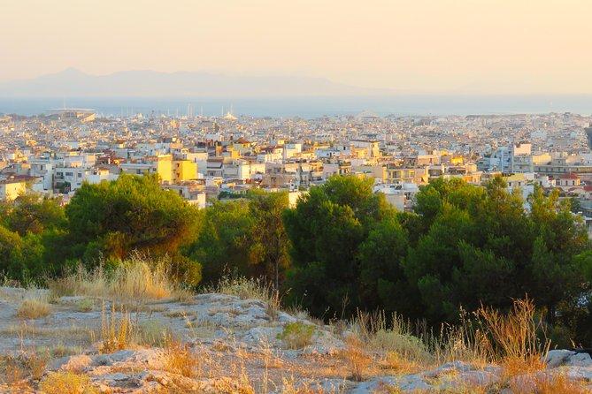 Athens Off-the-beaten-tracks Tour with Philopappou Climbing & Plaka Visit
