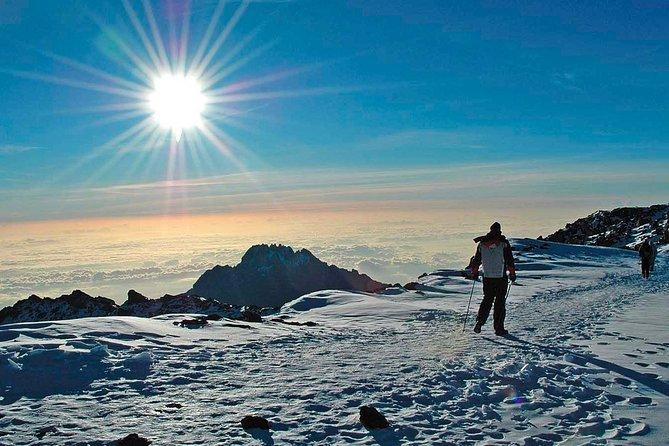 Mount Kilimanjaro Climb - Marangu Route 6 Days