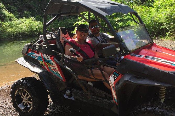 Snorkeling - horseback riding & Beach buggy tour