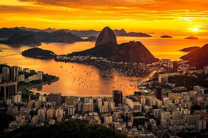Full-Day: Rio City Tour