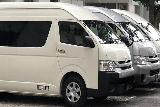Private Transport Around Singapore