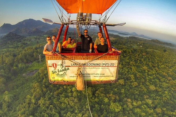 Hot Air Ballooning Day Tour