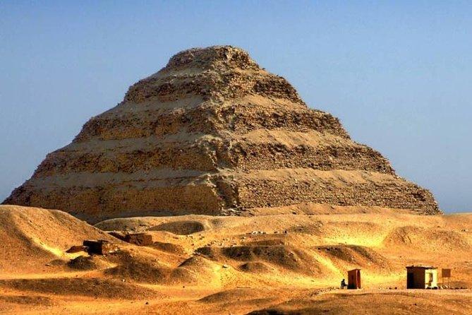 Pyramids tour (Giza, Saqqara, Dahsour, Red, Bent pyramids)