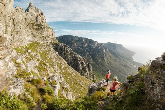 Table Mountain, off the beaten track!