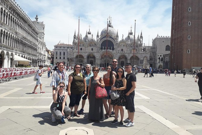 The Essence of Venice in a Small group Walking Tour with a Top Guide