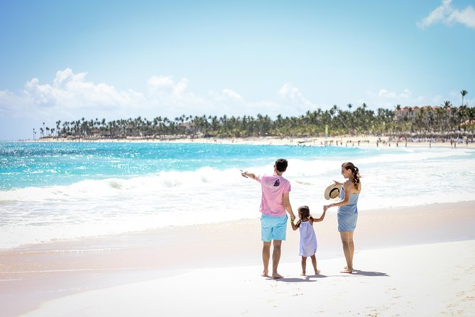 Private Photoshoots on Punta Cana Beaches w/ Transportation