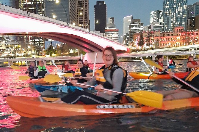 Brisbane River Guided Evening Tour by Kayak - Our Most Popular Tour