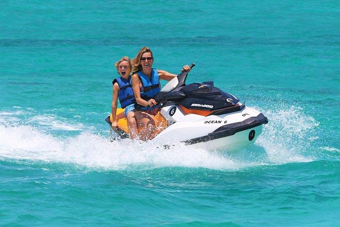 Ocean Safari Wave Runner and Snorkeling combo