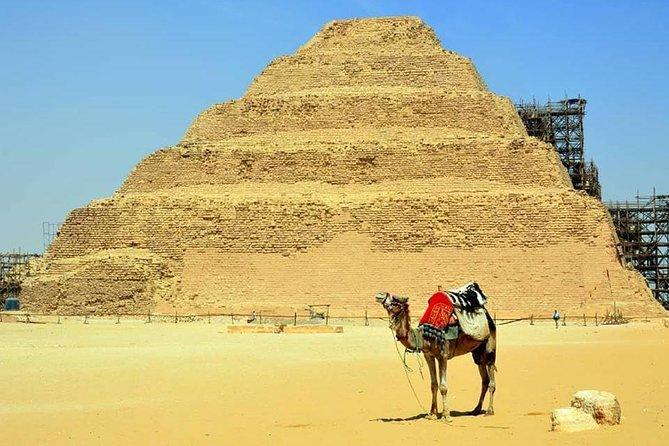 Giza Pyramids, Sphinx, Memphis and Sakkara