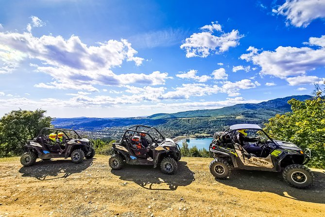 Half Day Buggy Trip ATV UTV 4x4 OFF ROAD ROMANIA