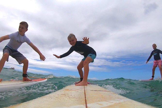 Waikiki 1 Hour Group Surf Lesson