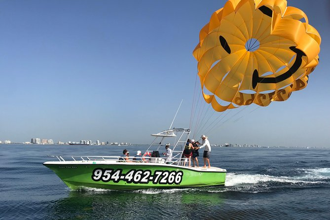 Parasailing Adventure in Fort Lauderdale