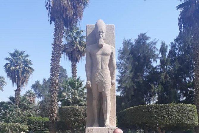 Explore Memphis and Sakkara - Private 6-Hour Tour from Cairo