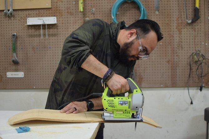 Build a Skateboard or Longboard in National City