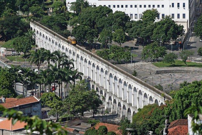 Rio de Janeiro 3hs by Tram and Walking Tour at Santa Teresa