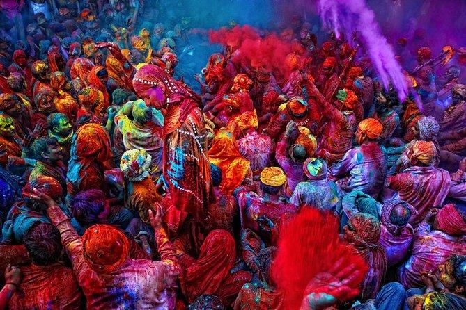 Holi Festival of Vrindavan & Mathura